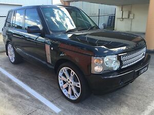 2004 Range Rover Range Rover Wagon Wakerley Brisbane South East Preview