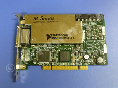 National Instruments PCI-6255 NI DAQ Card, 80ch Analog Input, Multifunction