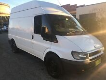 Ford Transit 2001 . 6 months rego . Turbo diesel Lidcombe Auburn Area Preview