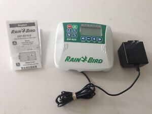 Rainbird irrigation controller for sprinklers