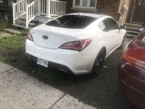 Genesis coupe 2013 premium