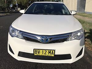 2013 Toyota camary Hybrid Low KMS & long REGO very clean car Granville Parramatta Area Preview