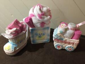 Antique Ceramic Baby Blocks