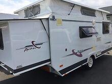 2003 A'van Caravan extender, pop top Trevallyn West Tamar Preview