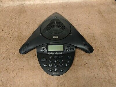 Cisco Cp-7936 Ip Conference Station Voip Phone H2