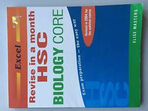 Biology - Excel Revise in a month Shortland Newcastle Area Preview
