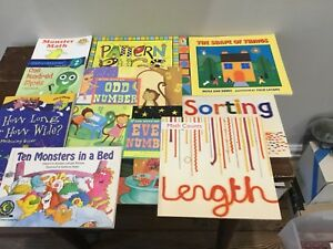 Math books for children