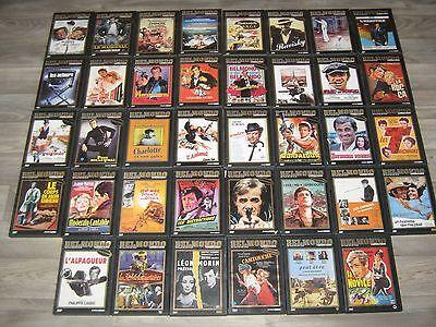 "COLLECTION JEAN PAUL BELMONDO "" LE MARGINAL   "" DVD"