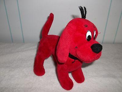 Clifford The Big Red Dog Soft Plush Doll