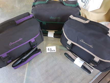 Laptops and Camera Bags