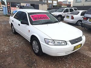 2002 Toyota Camry Wagon Many extras Very Tidy Clyde Parramatta Area Preview
