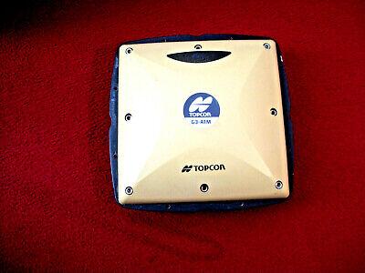 Topcon G3-a1m Gps Antenna L1 L2 Glonass Surveying Trimble Leica Sokkia Geo R8 R7