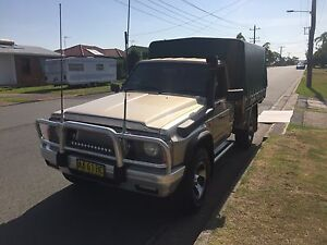 1996 Nissan Patrol Ute Maitland Maitland Area Preview