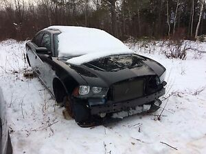 2012 Dodge Charger Parts ONLY.