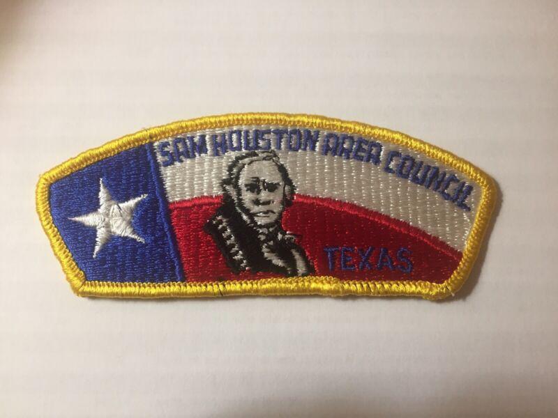 MINT CSP Sam Houston Area Council Texas S-2