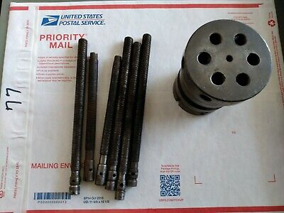 Warner Swasey Turret Lathe Tools Parts