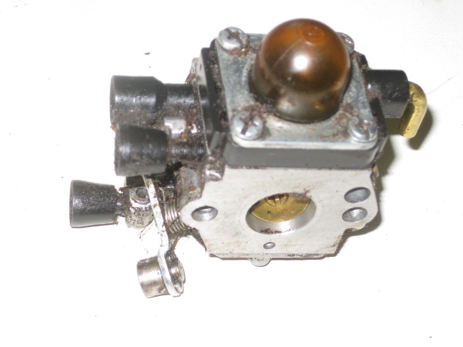 3x Primer für Vergaser passend für Brast Motorsense BRB-FS-5203 BRB-MT-5207