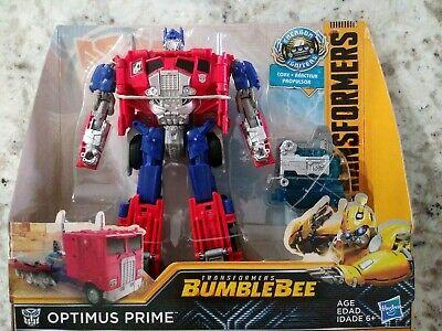 Transformers Bumblebee Movie Energon Igniters Nitro Series Optimus Prime HASBRO
