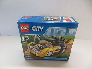 Lego.  City.  Rally. Car. # 60113