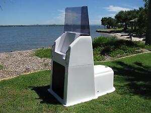 Fibreglass Centre Console for Boat Caboolture Caboolture Area Preview