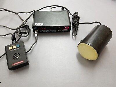 Decatur Genesis I K Band Radar Single Antenna Complete