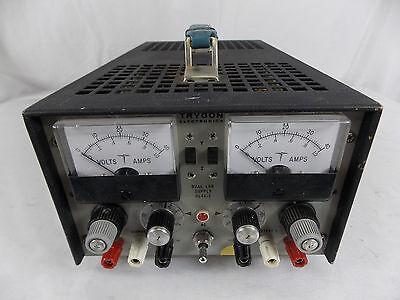Trygon Dual Lab Supply Dl40-1 Power Supply