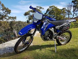 Yamaha WR450f 2010 for regretable sale Killarney Heights Warringah Area Preview