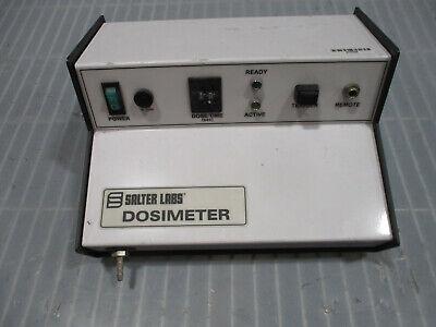 Salter Labs 0700 Dosimeter - No Power Supply