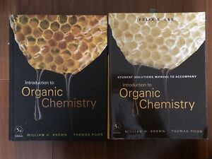 Intro to organic chemistry-5th edition PLUS solution manual