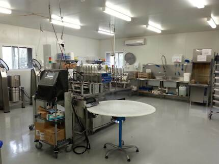 Sucessful food manufacturing company in central victoria Guildford Hepburn Area Preview