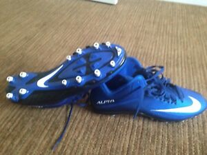 Football Cleats, Nike brand new