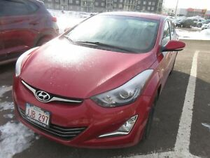 2015 Hyundai Elantra Limited- ALLOYS! NAV! HEATED SEATS! BLUETOO
