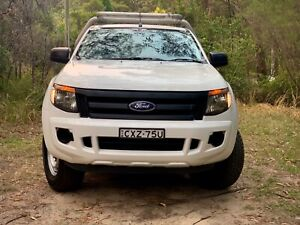 2014 ford ranger hi rider auto turbo diesel loaded with accessories Asquith Hornsby Area Preview