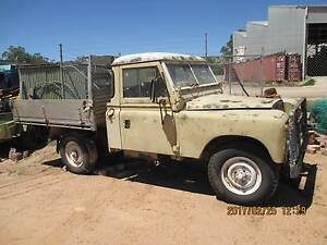 Land Rover Other Ute Dumbarton Toodyay Area Preview