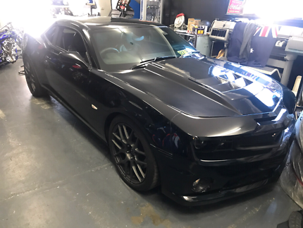 Wanted: 2009 Chevrolet Camaro SS