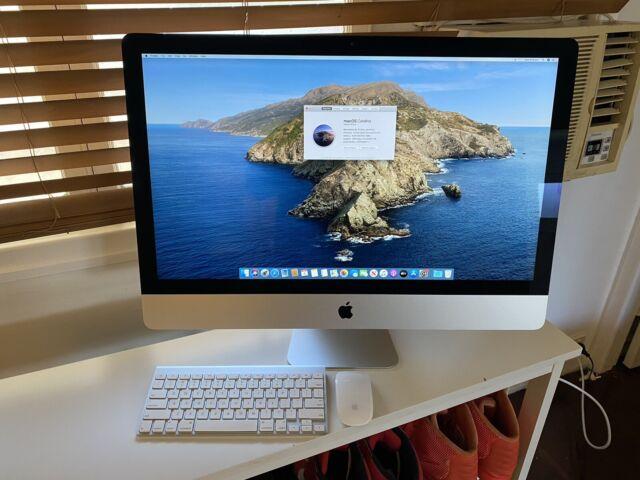 "2014 iMac 27"" 5k(3.5Ghz i5/16Gb Ram/1.12Tb fusion drive ..."