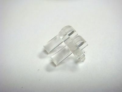 25 Bi Element 3mm Right Angle Optical Light Pipe For Leds 515-1071 Nos