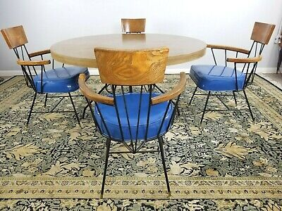 Post 1950 1950 S Dining Table Vatican