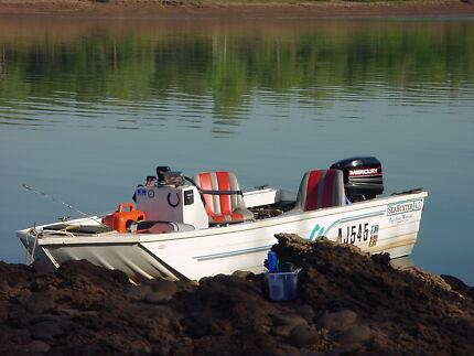 Sea Hunter Barra King Kununurra East Kimberley Area Preview