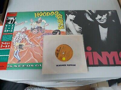 HOODOO GURUS Mars needs guitars JAPAN PROMO LP DIVINYLS KOREA DADDY COOL AFRICA