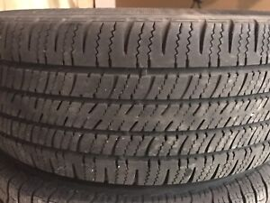 Tires and rims. Great condition