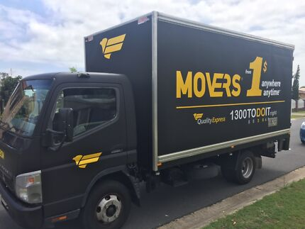 MOVERS - Quality Express