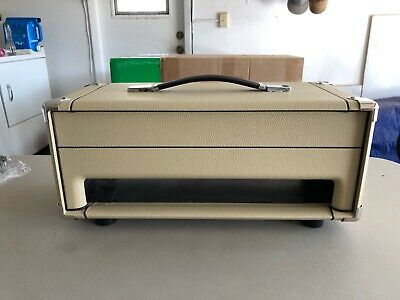 Mojotone Marshall British 20-50 watt style Small Box Head Cabinet with Cover