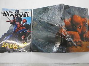 UOMO-RAGNO-SPIDER-MAN-ENCICLOPEDIA-MARVEL-n-2-visita-negozio-COMPRO-FUMETTI-SHOP