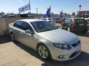2010 FORD FALCON XR6 Kenwick Gosnells Area Preview