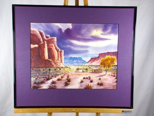 Robert Draper Navajo Original Paintings