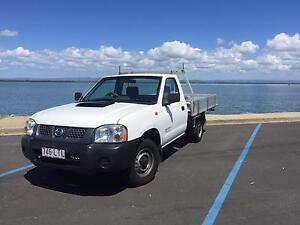 2009 Nissan Navara D22 DX Redcliffe Redcliffe Area Preview