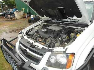 2009 Holden Colorado 3.0 turbo intercooled manual motor Loganholme Logan Area Preview