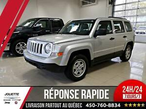 2013 Jeep Patriot Sport, PLAN OR! BAS KILO!