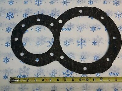 High Pressure Compressor Worthington Snowman Block Gasket Gkt-8 Homemade